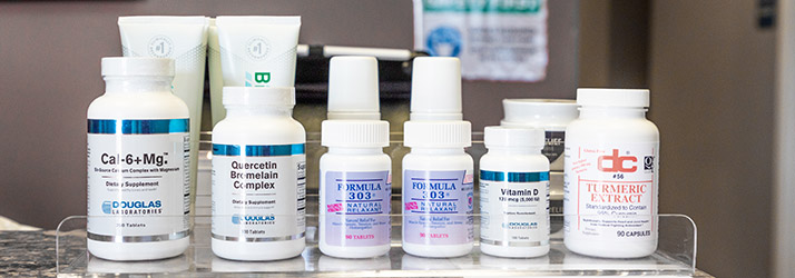 Chiropractic Palatine IL Products at Rand Chiropractic Center