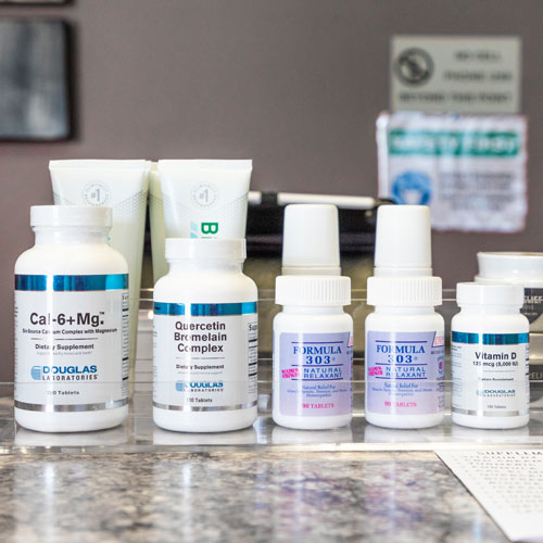 Chiropractic Palatine IL Supplements at Rand Chiropractic Center